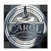 ACFW Carol Award Finalist 2021 badge